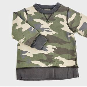 🍁$1🍁 Childrens place camo sweater